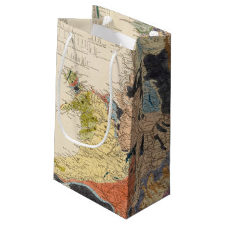 Railroads in England Small Gift Bag