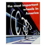 Railroads-Most Important Wheels in America