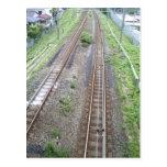 railway はがき
