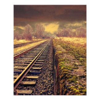 Railway Custom Flyer