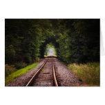 Railway green beautiful scenery