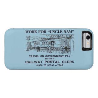 Railway Postal Clerk 1926