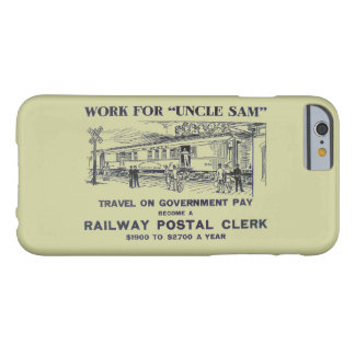 Railway Postal Clerk 1926 Barely There iPhone 6 Case