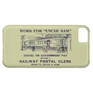 Railway Postal Clerk 1926 iPhone 5C Cover
