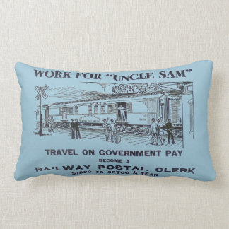 Railway Postal Clerk 1926 Cushions