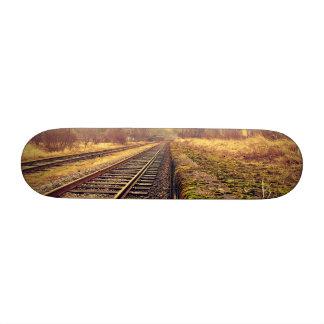 Railway Custom Skate Board