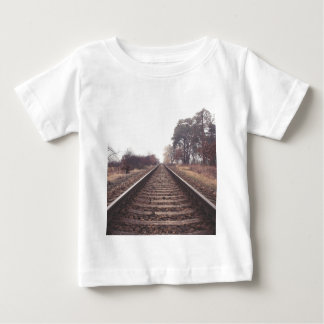 Railway to the Infinity Baby T-Shirt