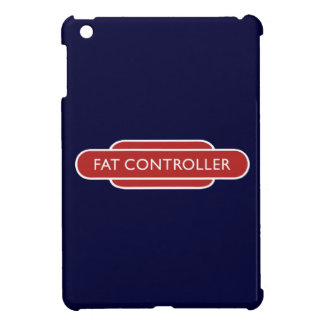 Railway Totem Fat Controller Red Hiking Duck iPad Mini Case