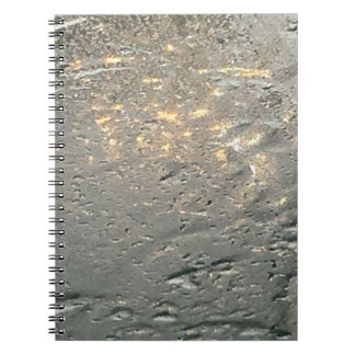 Rain and Light Notebook