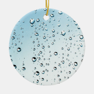 rain christmas ornament