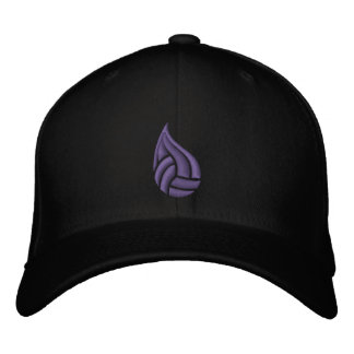Rain City Logo Hat (Purple Logo)
