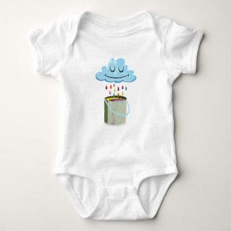 Rain Cloud Baby Bodysuit