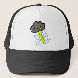 Rain Cloud Trucker Hat