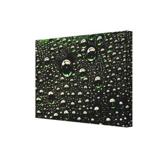 Rain Drop Gallery Wrap Canvas
