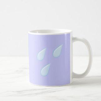 Rain drop rain drops coffee mugs