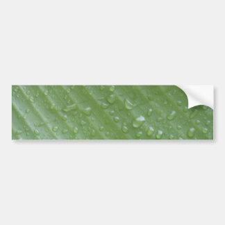 Rain Drops MF Bumper Sticker