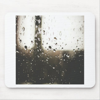 Rain Drops Mousepad