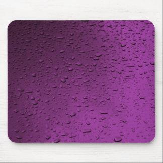 rain-drops-on-flowerpetal mousepads