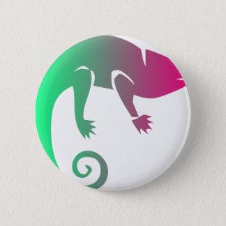 Rain Forest Animals 6 Cm Round Badge