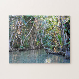 Rain Forests of Dominica. Puzzle