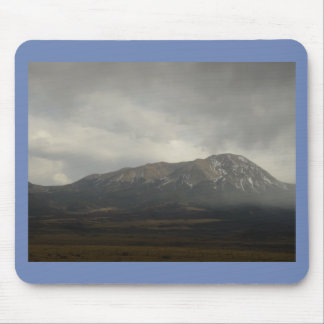 Rain In the Mountains Mousepad