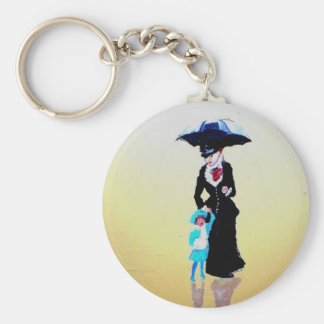 Rain_in_Wonderland Key Ring
