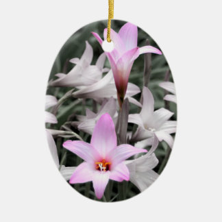 rain lily christmas ornament