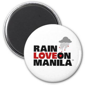 Rain Love on Manila Magnet