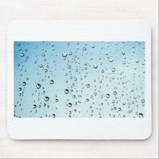 rain mouse mat