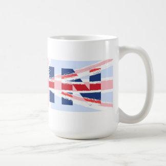 Rain Basic White Mug