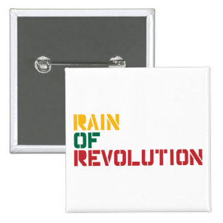 Rain of Revolution 15 Cm Square Badge