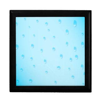 Rain On Glass Gift Box