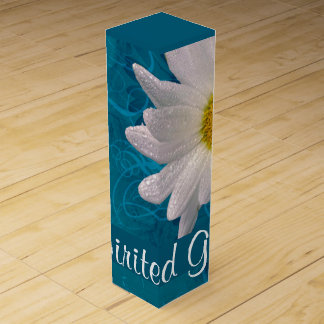 Rain on the Daisies Wine Gift Boxes