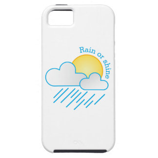 Rain Or Shine iPhone 5/5S Cover