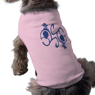 Rain People Sleeveless Dog Shirt