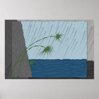 Rain Poster