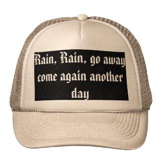 Rain Rain Hat