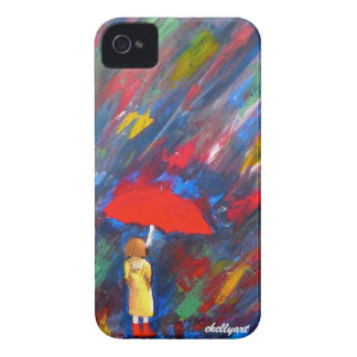 Rain, Rain Go Away iPhone 4/4S Case