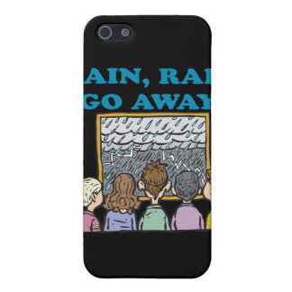Rain Rain Go Away iPhone 5 Cases