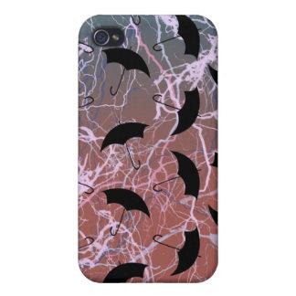 Rain Rain Go Away iPhone 4/4S Cases