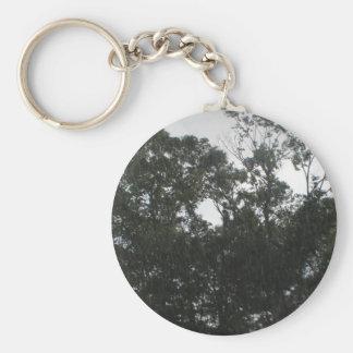 Rain Rain Go Away Keychain