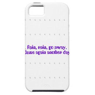 Rain, rain iPhone 5 cases