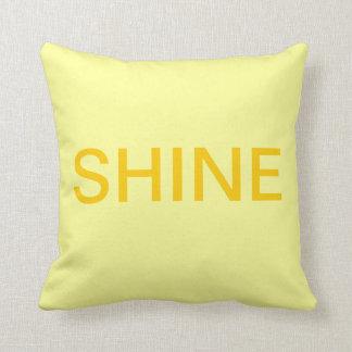 Rain Shine Pillows
