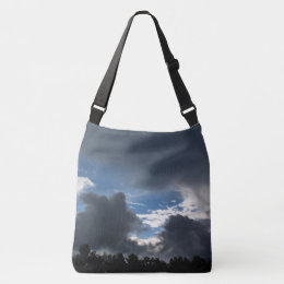 Rain Showers & Blue Skies Crossbody Bag