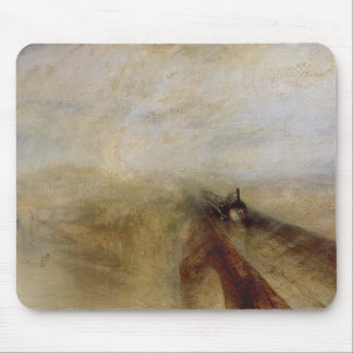Rain Steam and Speed Mouse Mat