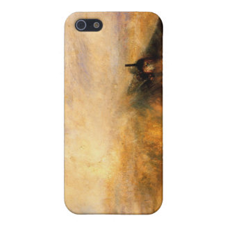 Rain, Steam and Speed – The Great Western Railway Cover For iPhone 5/5S