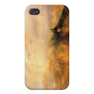 Rain, Steam and Speed – The Great Western Railway iPhone 4/4S Covers