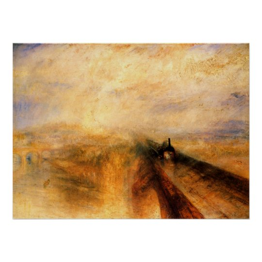 Rain, Steam, and Speed: The Great Western Railway