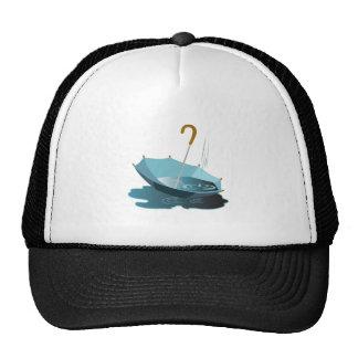 Rain Umbrella Hats