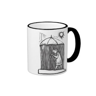 Rain Umbrella Mug
